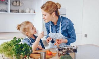 Μαγείρεμα με τα παιδιά –Διασκέδασή αλά masterchefjunior