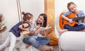 Παιδιά στο lockdown - Πώς να τα κρατήσετε ενεργά και απασχολημένα