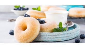 Donuts παραλίας – Η απόλυτη συνταγή