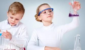 Πειράματα για παιδιά στο σπίτι με χρήση της Φυσικής και της Χημείας