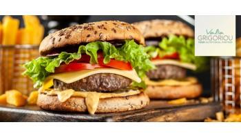 Σπιτικό junk food χωρίς ενοχές για τα μικρά σας