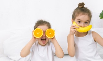 Θωρακίστε το ανοσοποιητικό του παιδιού σας