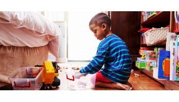 Πώς να εκπαιδεύσετε το παιδί σας να είναι οργανωτικό