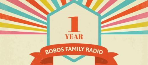 Το BobosFamilyRadio γιορτάζει ένα χρόνο λειτουργίας!