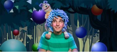 """""""Το Αγόρι με τα Μπλε Μαλλιά"""" στο Θέατρο Φούρνος"""