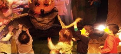 """""""Πέτα,Λούδα"""" από το Θέατρο Κούκλας"""