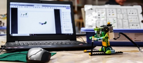 Kids First Coding and Robotics - Ρομποτική για νήπια!