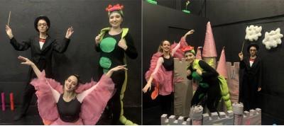 Ο Τάκης Τεταρτάκης και οι φίλοι του